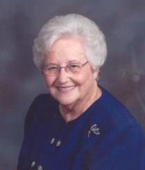 Nydia May Henry obituary photo