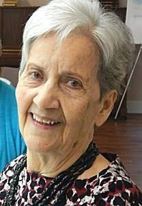 Pauline Baker Allen obituary photo