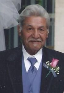Manuel V. Hernandez obituary photo