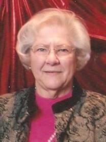 Lois Elaine Zutterling obituary photo