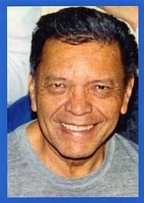 Manuel Hurtado obituary photo