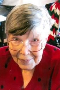 Madeline D. Vorhis obituary photo
