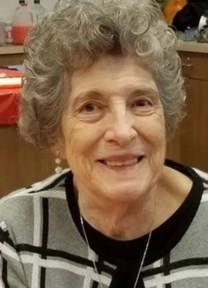 Claudine M. Hollinger obituary photo