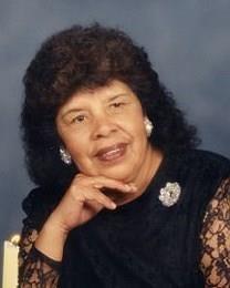 Manuela Garcia obituary photo