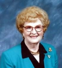 Lillian Irene Scheffer obituary photo
