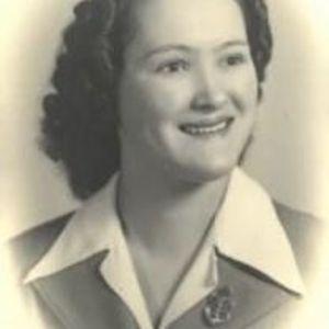 Edna E. Leapard