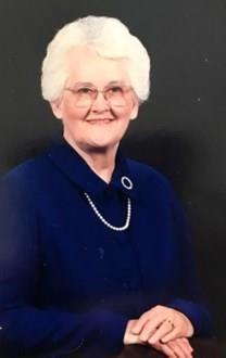 Martha Elizabeth Margrave obituary photo