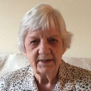 "Margaret ""Peg"" O'Brien Obituary Photo"