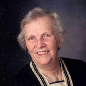 Clare Gubbins Obituary Photo