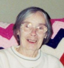 Mary Louise Heston