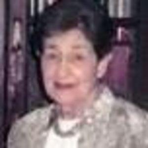 Patricia Nicholls Mitchell