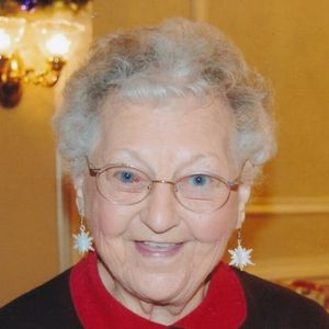 Geraldine E.  (nee Schleicher) Parker Obituary Photo