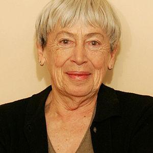 Ursula K. Le Guin Obituary Photo
