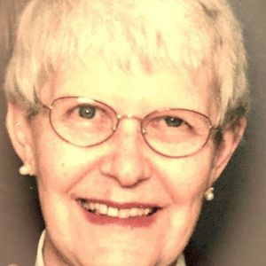 Christine Maria Ojendyk Obituary Photo