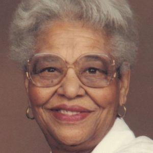 Mrs. Frances Reather Hollman