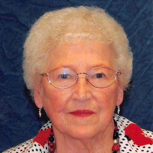Mallie Ada Lail Nanney Obituary Photo