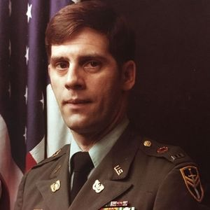 Ret. Army CW3 Patrick Anthony Colletti Obituary Photo