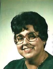 Louise Aaron obituary photo