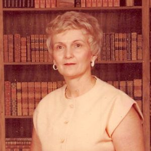 Eunice Grant Sheriff Obituary Photo
