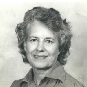 Mrs. Dorothy Castle Reed