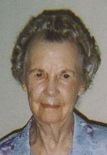 Virginia Vick Pendergast