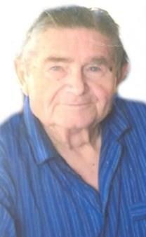 Peter Hartmann obituary photo