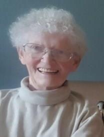 June Fox obituary photo
