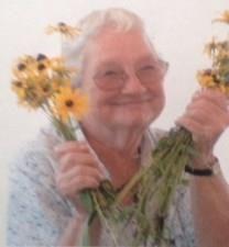 Georgia L. Riecke obituary photo