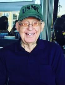 Herbert Roger Baker obituary photo