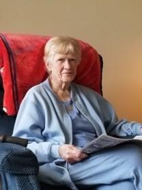 Eleanor Frances Cunningham obituary photo