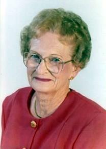 Helen Humphries obituary photo