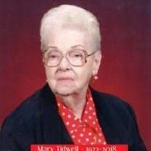 Mary Moneta Tidwell