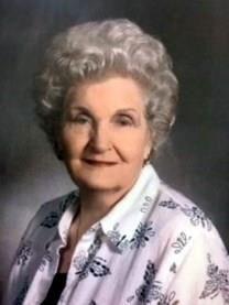 Ruby Ruth Noel obituary photo