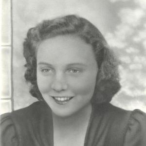 Edith Mae White