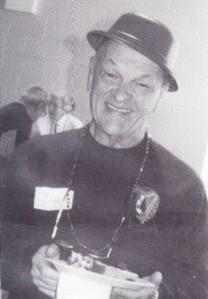 James Fintan O'Sullivan obituary photo