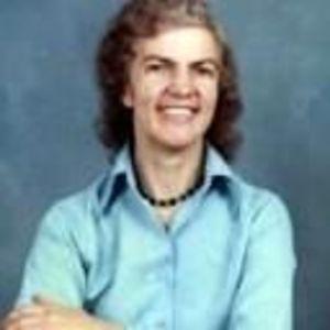 Eleanor Frances Hamrick-Evans