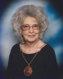Evangeline Adams obituary photo