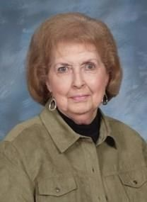 Peggy Ruth Stephenson obituary photo