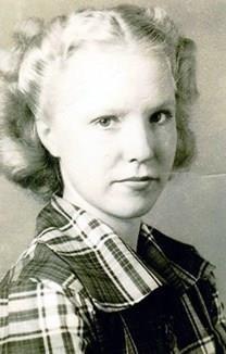 Lora Lee Cox obituary photo