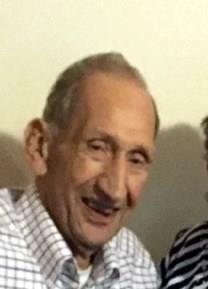 Nicholas L. Ruvolo obituary photo