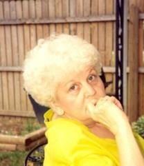 Wanda Lee Witten obituary photo