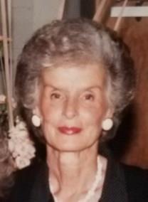 Dorothy Temple Stiegler obituary photo