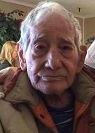 Geronimo P. Vela obituary photo