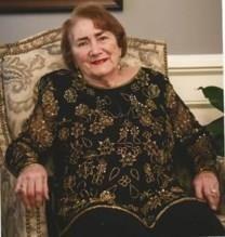 Jean Louise Seaton Gregory obituary photo