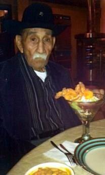 Amado Ortega obituary photo