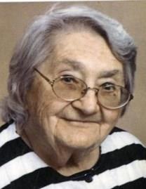 Lucille McKenzie obituary photo