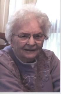 Violet Marie Thomas obituary photo