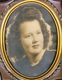 Zola Fern Gardner obituary photo
