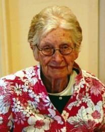 Wilhelmina Ida Goertz obituary photo