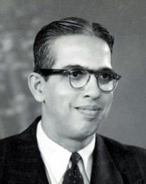 Ramesh KochiKar Pai obituary photo